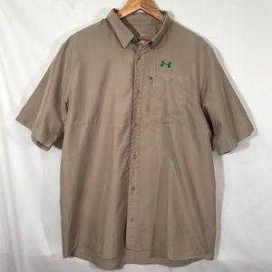 Under Armour Men's Tac Hunter Short Sleeve Shirt